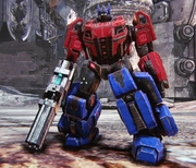 Transformers-fall-of-cybertron-optimus-test-model