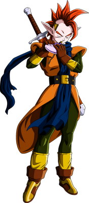 Render Dragon Ball Z Tapion