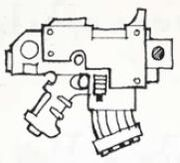 Ceres bolt pistol
