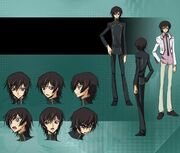 Lelouch Profile