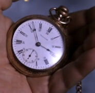 In pocket watch we trust