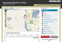 Ushahidi Deployed to the Congo (DRC)