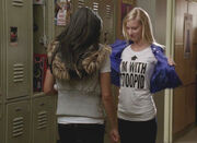 Brittana in born this way