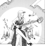 Mirajane going to sing
