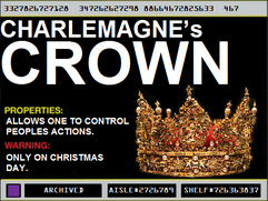 Charlemagne&#39;s Crown
