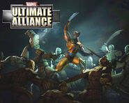 Marvel - Ultimate Alliance Wolverine