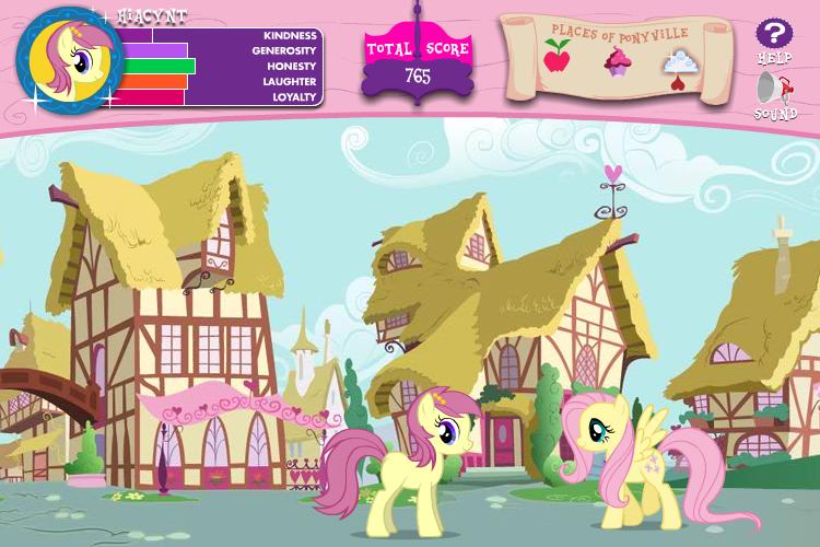 mlp meet the ponies of ponyville amusement
