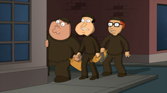 Family Guy Season 10 Episode 15 Burning Down the Bayit