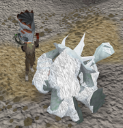 Dead ice troll king