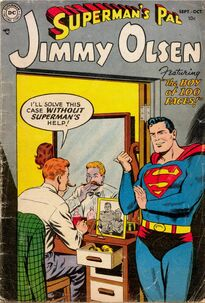 Supermans Pal Jimmy Olsen 001