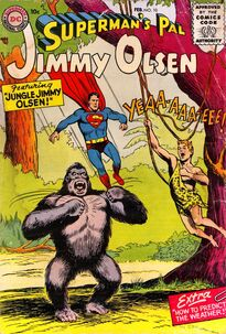 Supermans Pal Jimmy Olsen 010