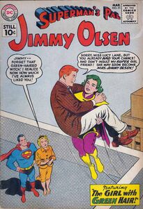 Supermans Pal Jimmy Olsen 051