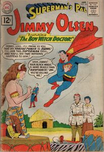 Supermans Pal Jimmy Olsen 058