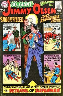 Supermans Pal Jimmy Olsen 113