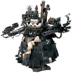 Ork Stompa Goffs
