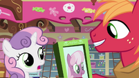 Big Mac Cheerilee pic S2E17