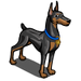 Doberman Pinscher-icon