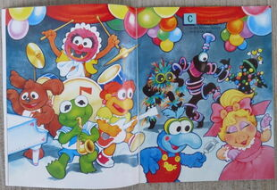 Muppet babies magic box program 2