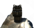 Skorpion Iron Sights MW3