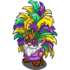 Mardi Gras Gnome-icon
