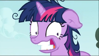 "Twilight Sparkle ""Hi girls"" S2E3"