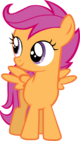 FANMADE Scootaloo Vector 2