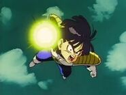 Gohan Using Masenko Attack