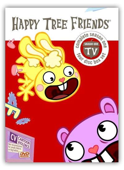 Dvds Happy Tree Friends Wiki Mondo Mini Shows Cartoon