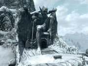 Shrine of Mehrunes Dagon Skyrim