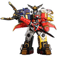 Gosei Great Grand Megazord