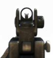KSG 12 Iron Sights MW3