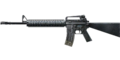 M16A4 menu icon CoD4
