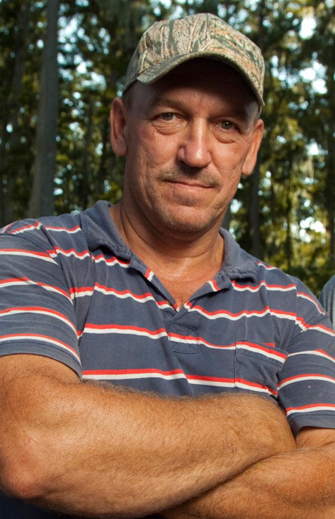 Troy Landry Swamp People