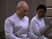 Picard and Guinan (2368)
