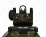 Striker Iron Sights MW3