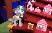 Lyra Heartstrings prototype 2012 Hasbro Toy Fair