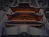 New Ozai Royal Palace