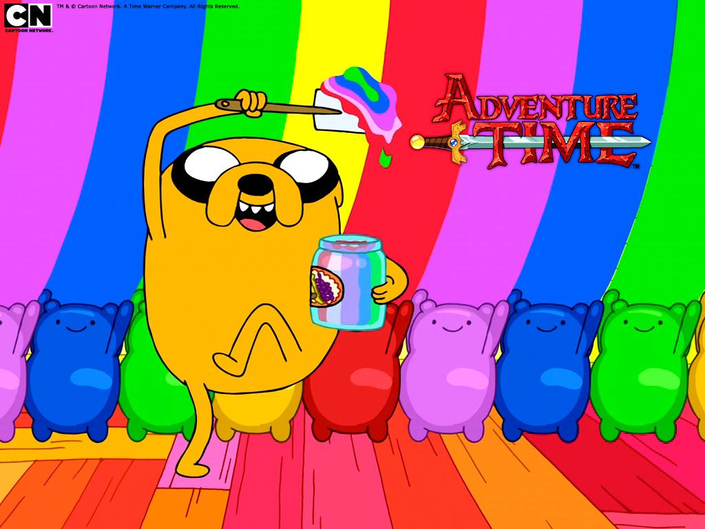 Hora de aventura todos los personajes