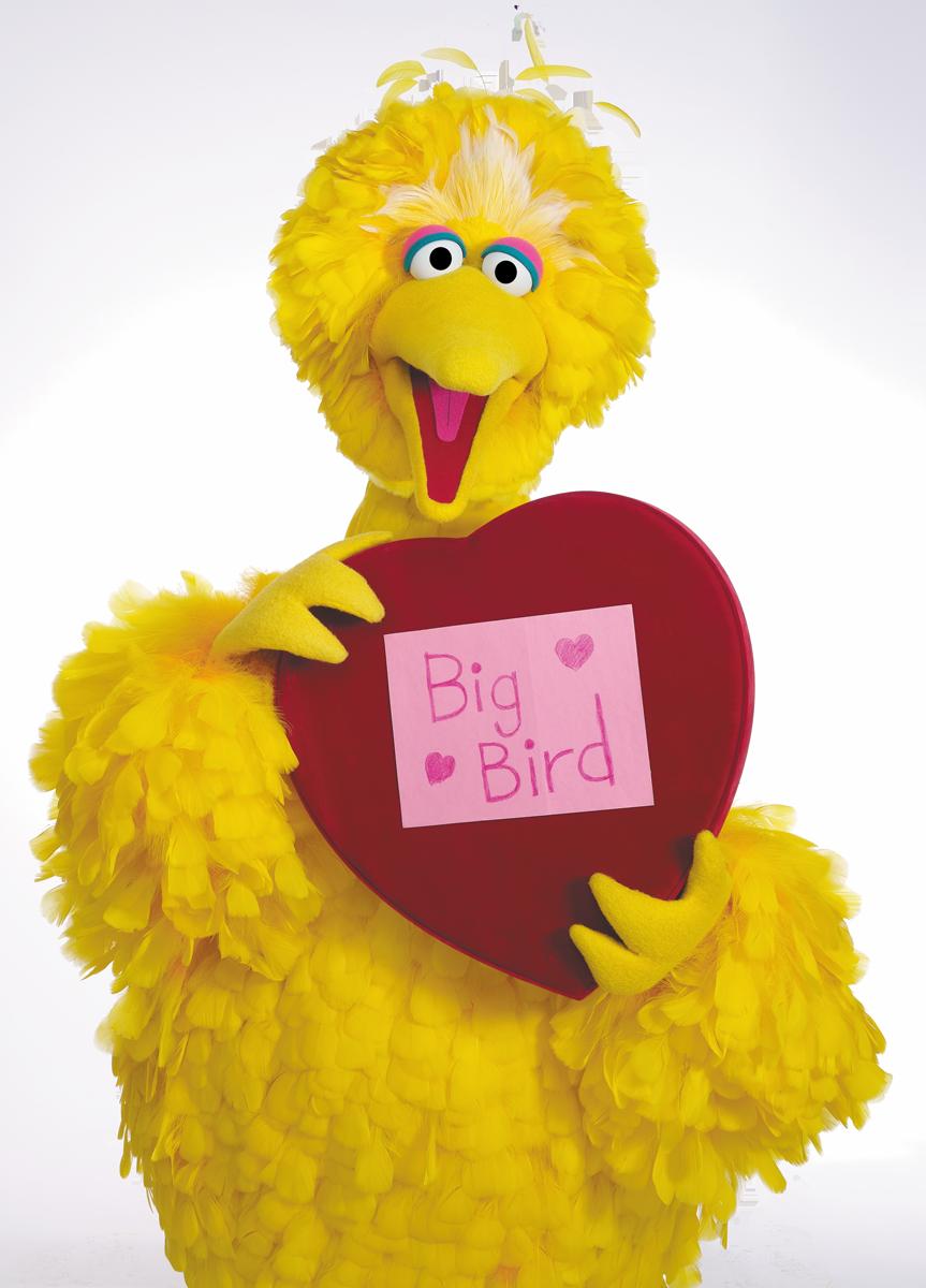 Image - BigBirdsHeart.png - Muppet Wiki