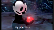 Oswald Has A Precious