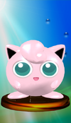 Jigglypuff Trophy SSBM