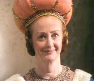 Blackadder queen gertrude of flanders