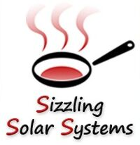 Sizzling Solar Systems logo, 2-21-12