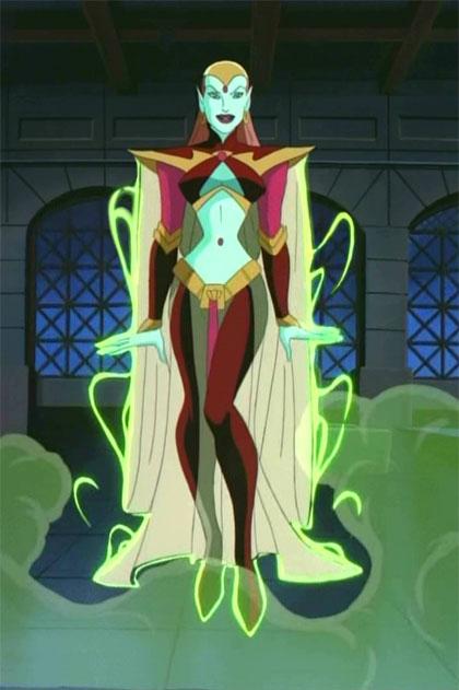Titania - Grimorum, the Gargoyles Wiki