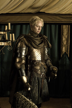 MBTI enneagram type of Brienne of Tarth