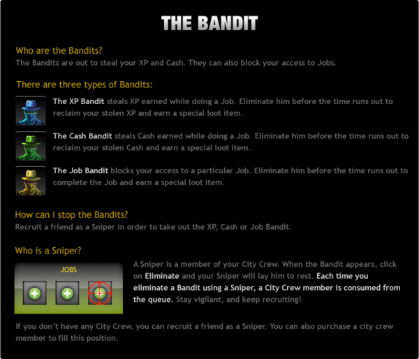 Whatshis bandit