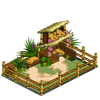 Island Livestock Pen-icon