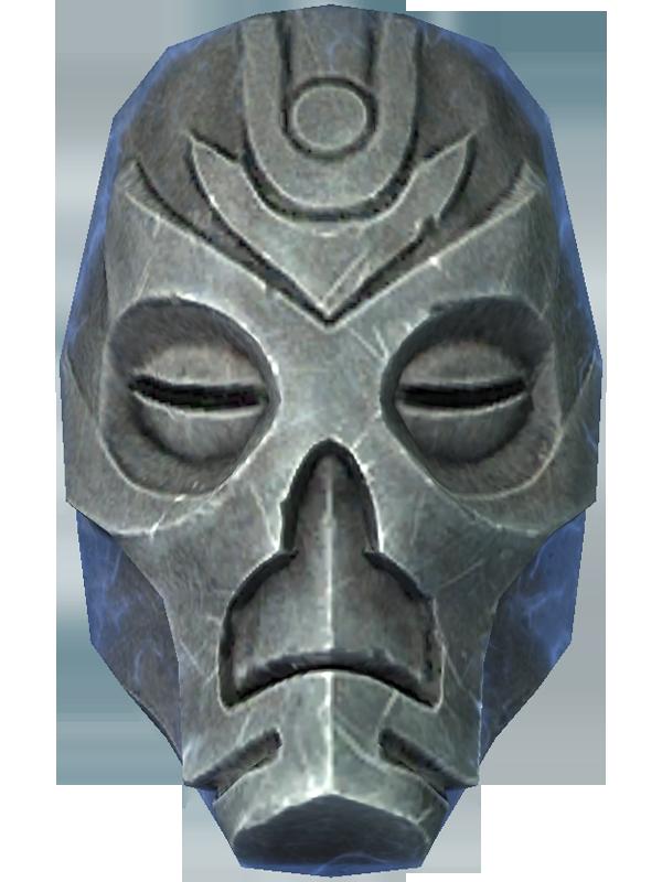 This dragon mask can b...