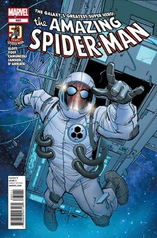 225px Amazing Spider Man Vol 1 680 Review: Amazing Spider Man issues #668 #672