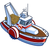 Water Tractor-icon